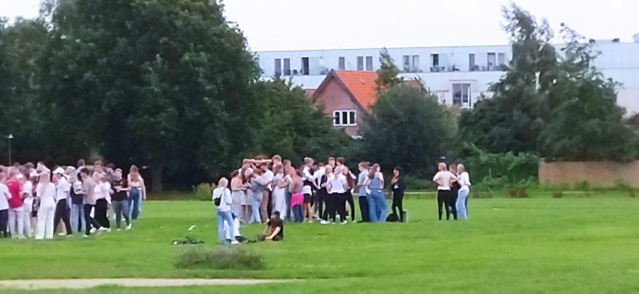 """""""Puttefest"""" i Frederikssund"""