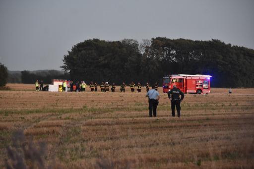 Omkommet i flystyrt i Sønderjylland