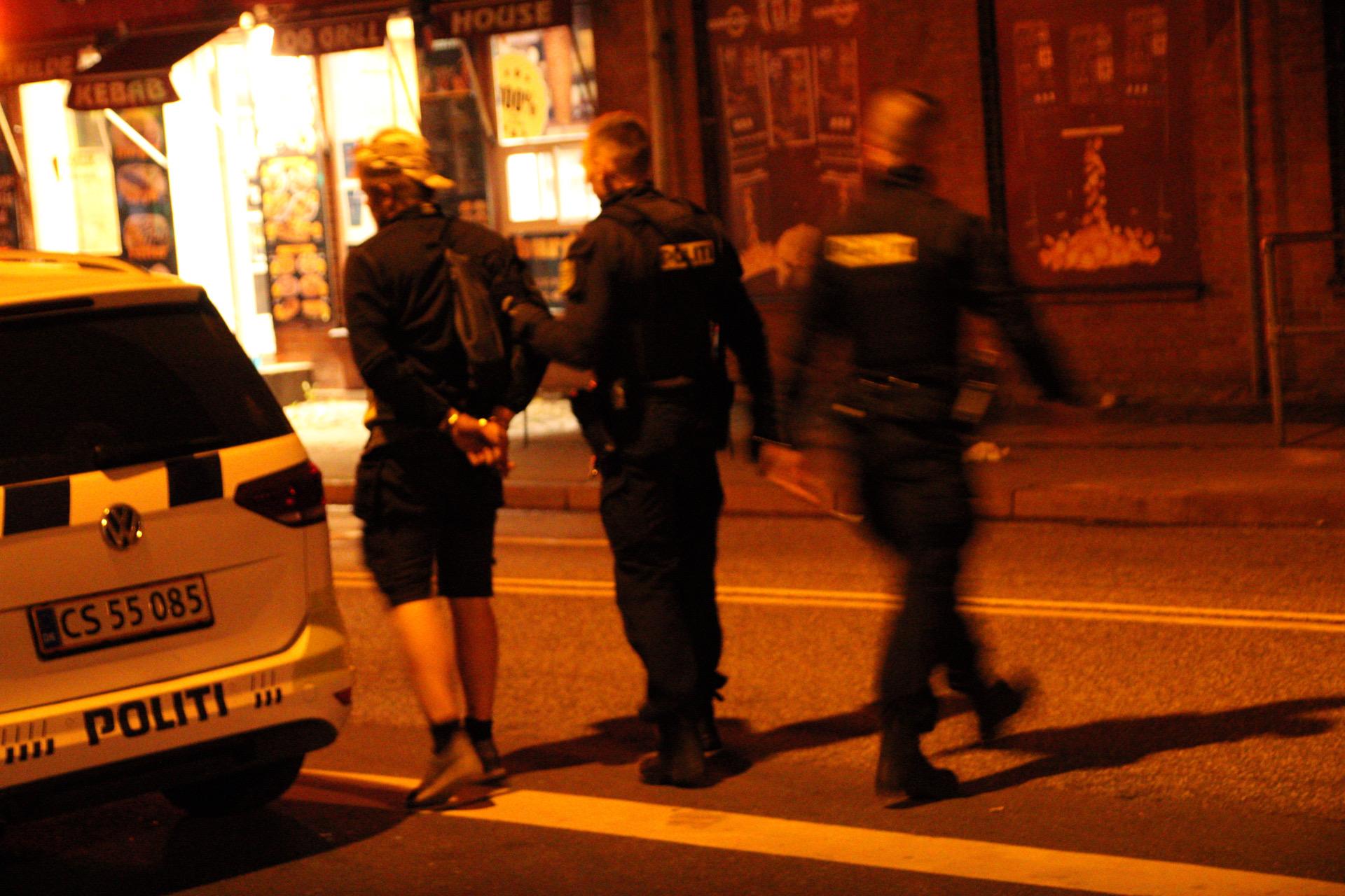 Endnu en anholdelse i Roskilde - anholdt under stationen