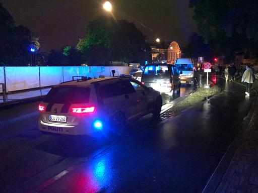 Flere patruljer til stede i Odense