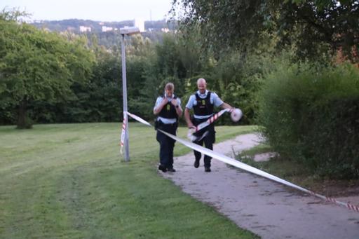 Brand og redning til stede i Brabrand - område afspærret
