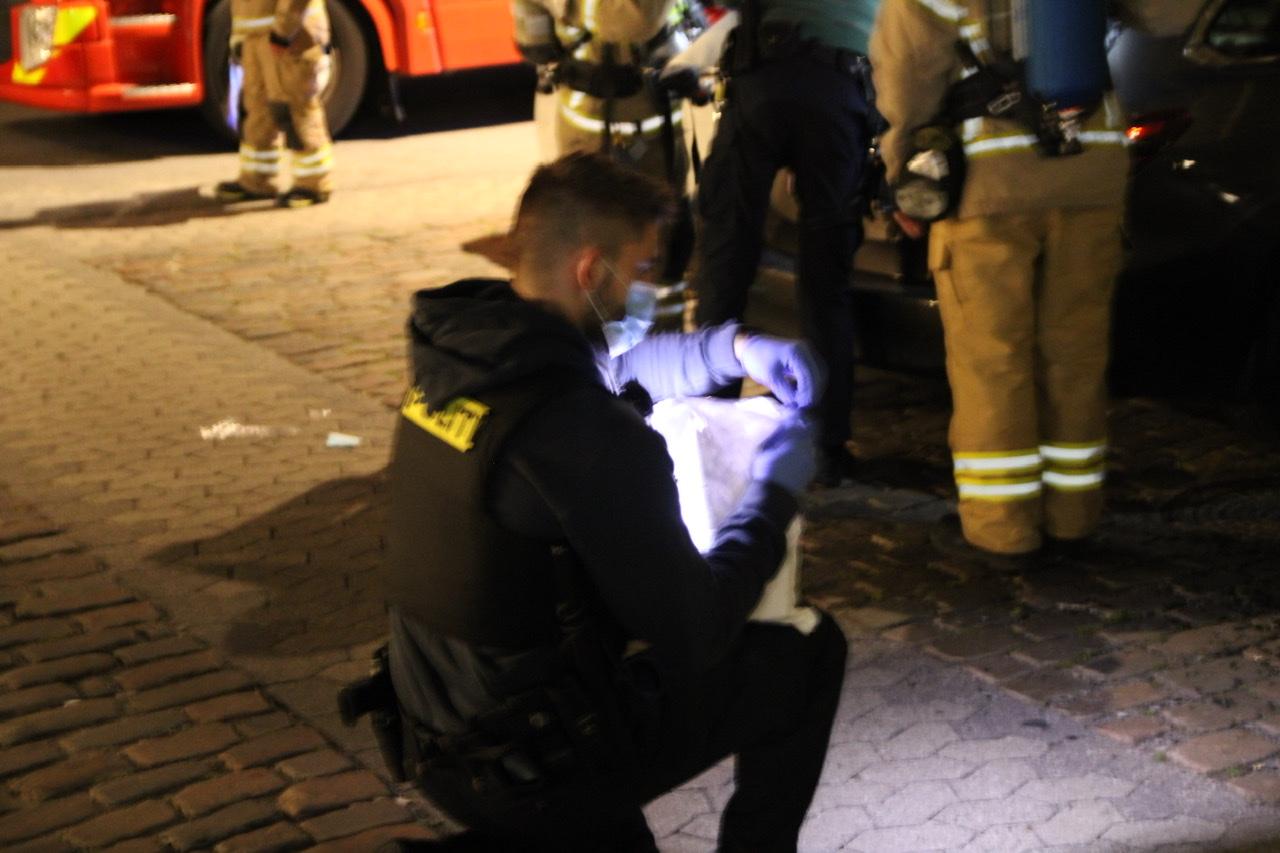 Påsat brand i to biler i København