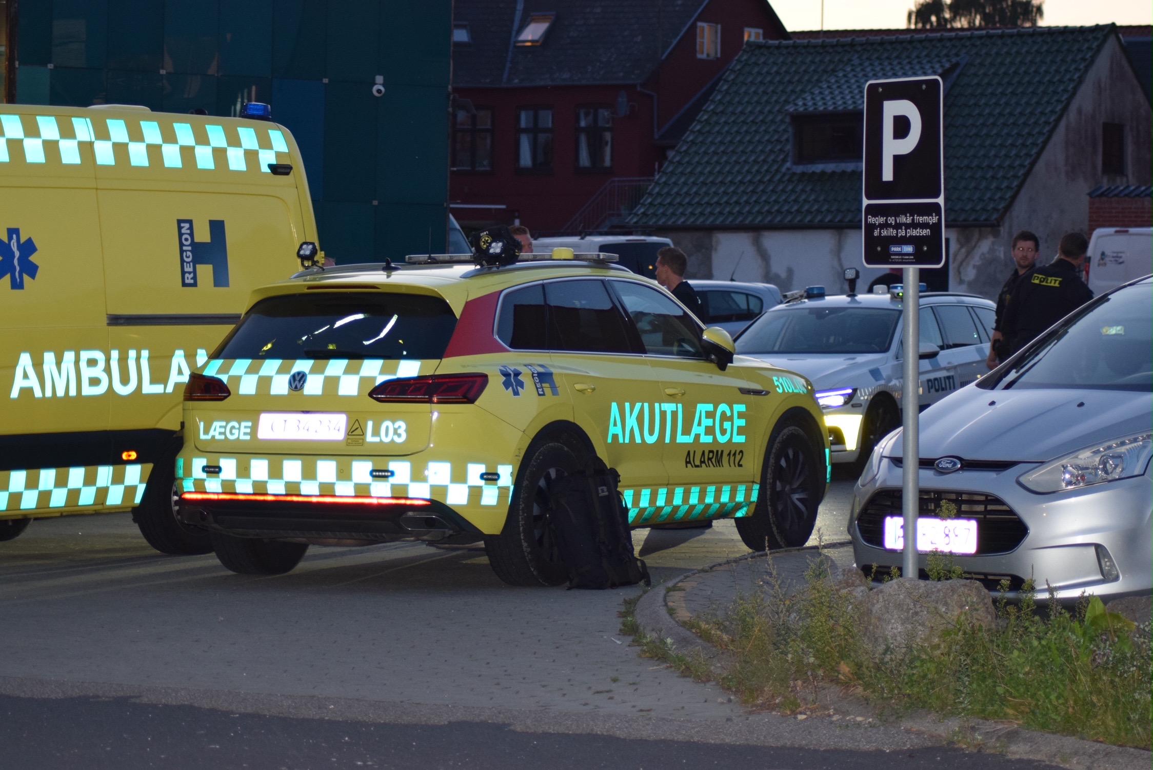Stor politiaktion i Frederikssund