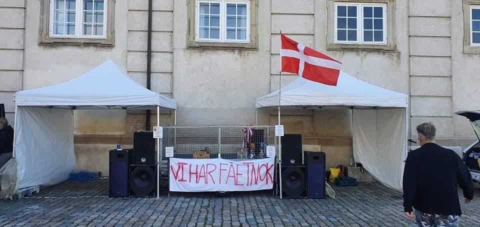 """"""" World Wide Freedom"""" For Danmarks Fremtid - børn er blevet svigtet"""