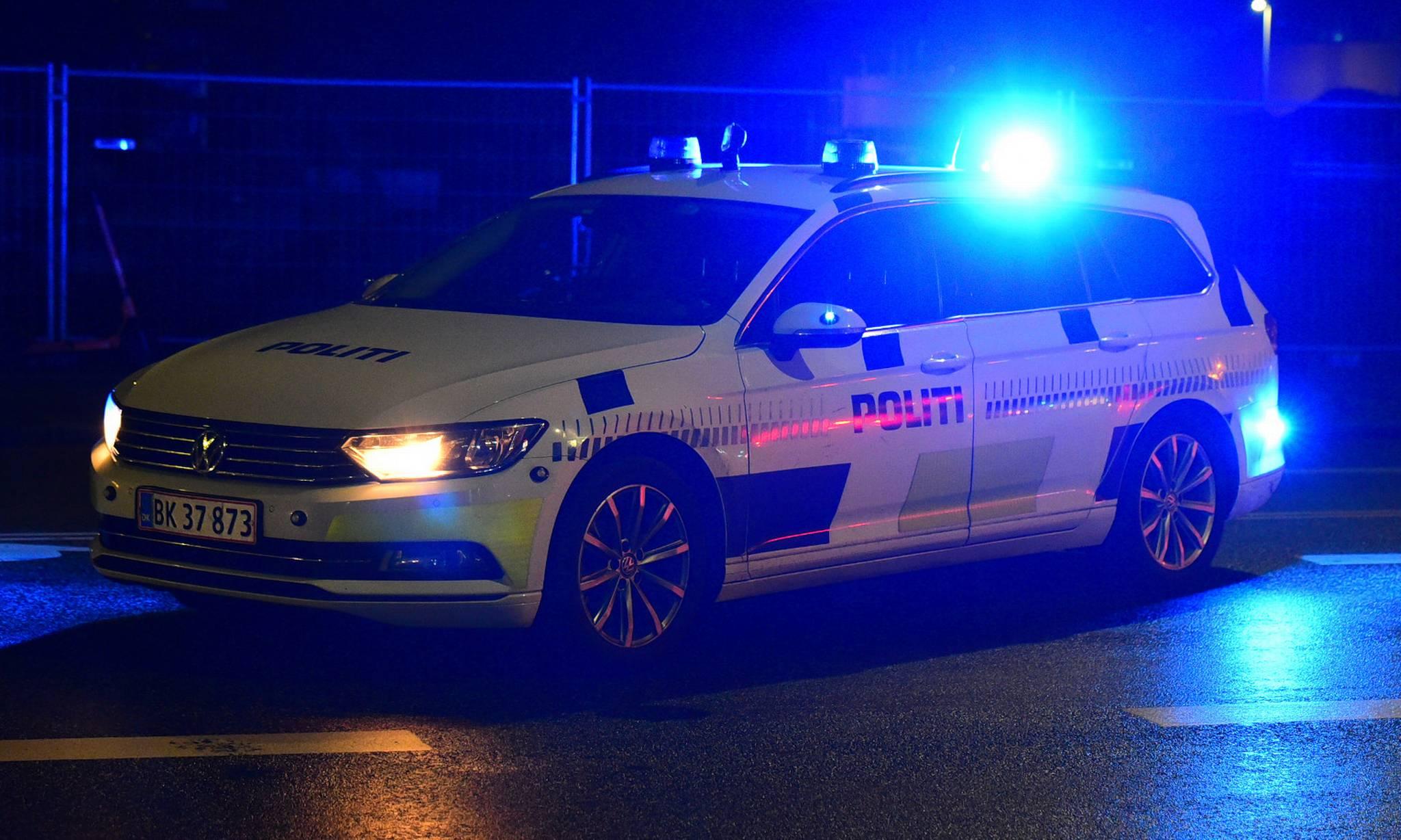Stangstiv: Medarbejder vækkede sovende mand i bil, så kørte manden ind i medarbejderens bil og faldt i søvn igen