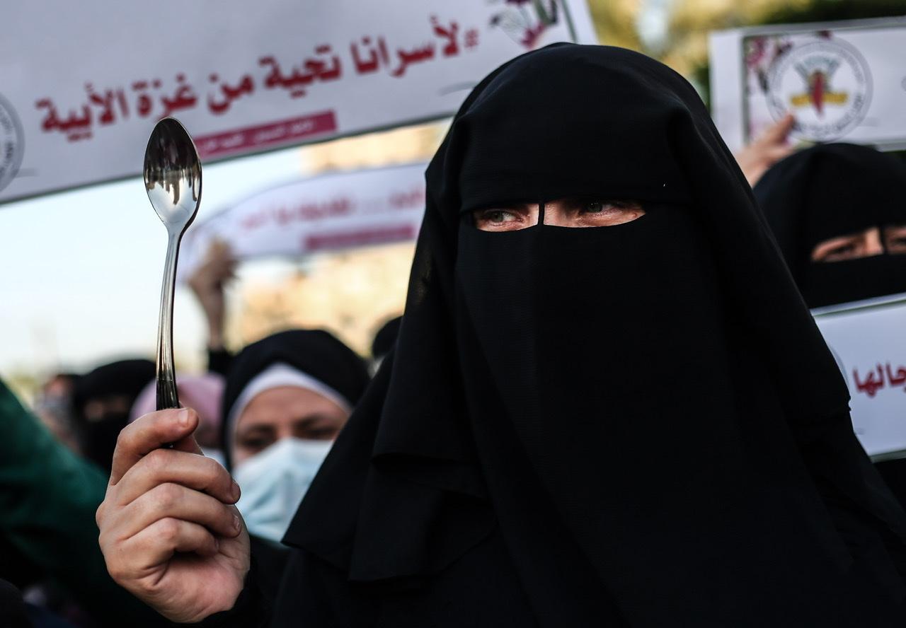 Demonstration i Gaza efter seks personer flygtede fra fængsel