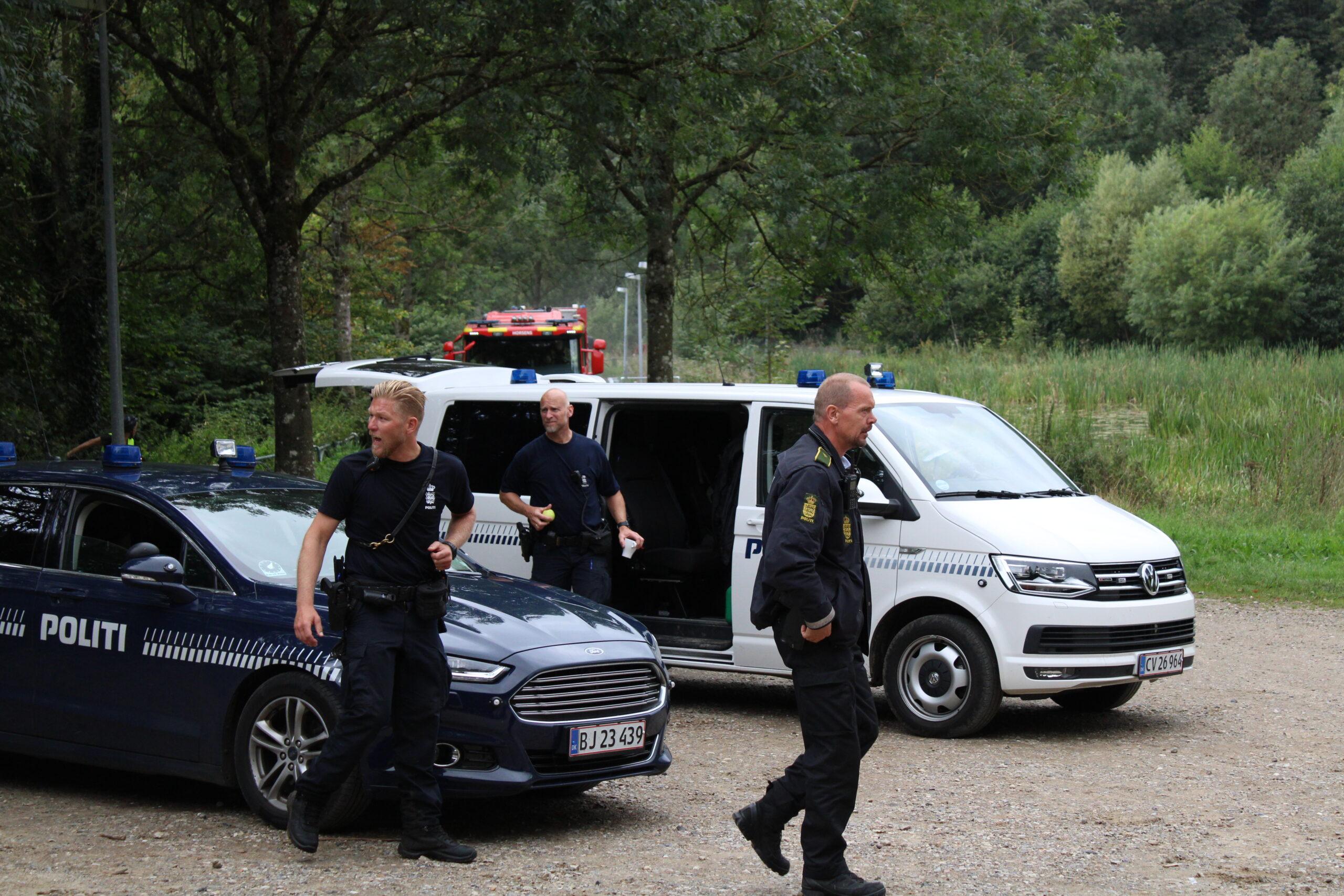 OPDATERING: Omkommet person ved Egebjerg er efterlyst 92-årig mand