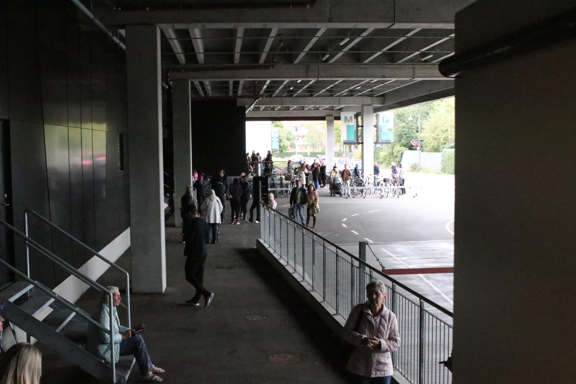 Lige nu: Evakuering i gang i Rødovre Centrum - meldinger om sikkerhedstrussel